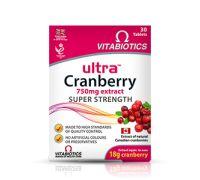 Vitabiotics -  Ultra Cranberry