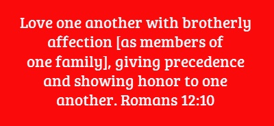 Romans 12:10: Romans 1210, Friends, Romans 12 10