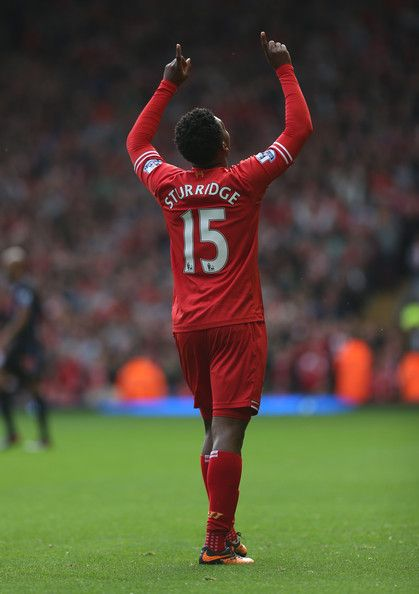 Daniel Sturridge (Liverpool) leads Premier League scoring (10/5/2013)