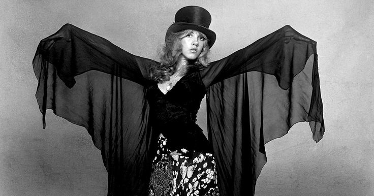 In honor of Stevie Nicks's 69th birthday, here are five ways to hit a boho-chic high note.