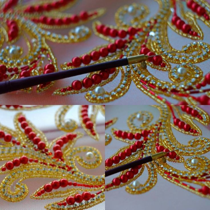 Люневильская вышивка #embroidery #design #costumes #exclusive #swarowski #zaradancedesign #announce #luneville #couture
