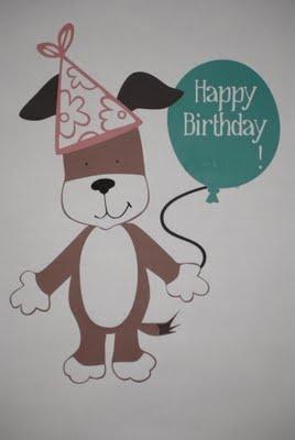 Mommie Joys: Kipper the Dog 2nd Birthday Party