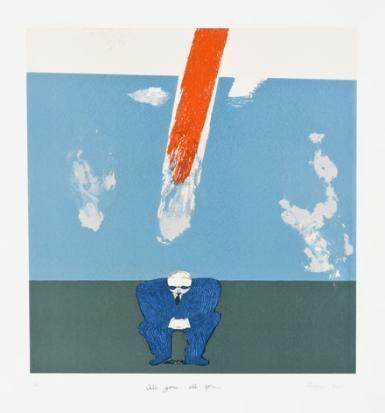 Robert Hodgins All gone ... All gone (xx/35) 2013-06 / SW / 33.600 ZAR