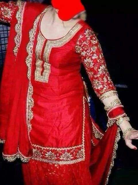 Top 25 ideas about Punjabi suit on Pinterest | Suits ...