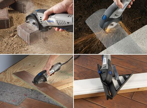 Dremel Saw-Max Giveaway - Home Stories A to Z