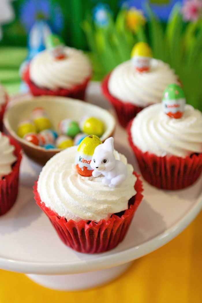 Kinder Egg Inspired Easter Party via Kara's Party Ideas KarasPartyIdeas.com #kindereggparty (5)