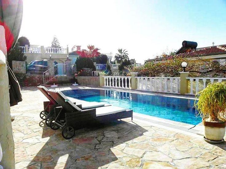 albatroshomesHoliday house in Alanya with private pool. 3 bedrooms | 120 square meters | plot size 600 sq.m  And huge roof terrace 37 sq.m Price 135.000 € #holidayhouse #poolvilla #poolhouse #holidayhome #alanyarealtor #turkeyrealestate #villaalanya #terrace #pool #kargicak #seaviewhome #relax #albatroshome #домвтурции #вилласбассейном #виллавалании #instalike #instagood #instahome #отдыхвтурции #отпусквалании #каникулывалании #albatros