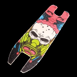 Madd Gear MGP - Scooter Griptape Shocktape - End Of Days PINK + 10 stickers