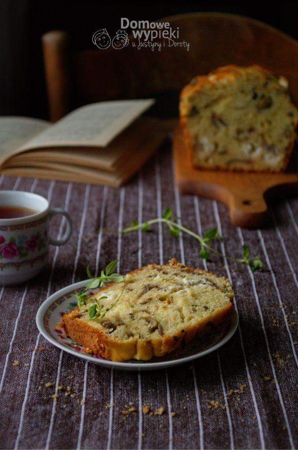 keks z serem feta