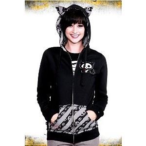 Kitty ear hoodie