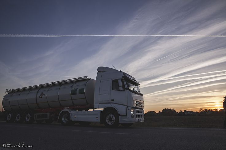 HDR, Camion, Tir, Fotografia, Pubblicità, Advertising, Sunset
