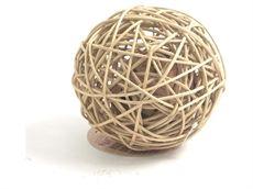Rattan ball / Rotting boll / Träboll
