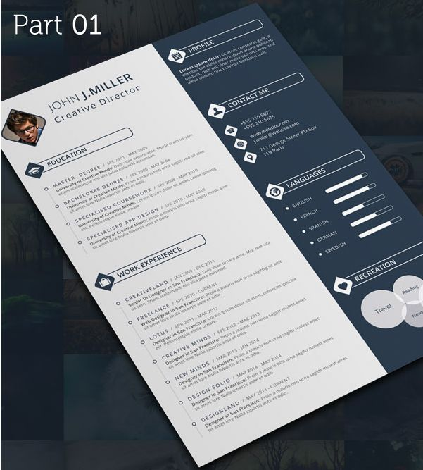 31 best Cv images on Pinterest Resume, Resume templates and Cv - stand out resumes
