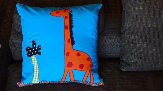 leopardal.....cushion