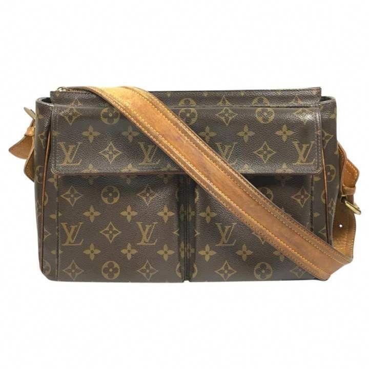 68dcc2c140ab Louis Vuitton Viva Cité cloth handbag  Louisvuittonhandbags