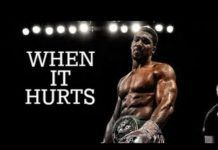 When It Hurts (Motivational Video)