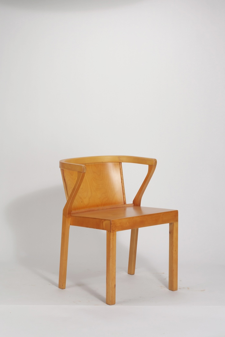 Alvar aalto kakkonen chair nr 2 1939 alvar aalto for Aalto chaise lounge