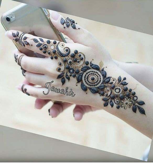 Latest Amazing Mehndi design For Girls 2018