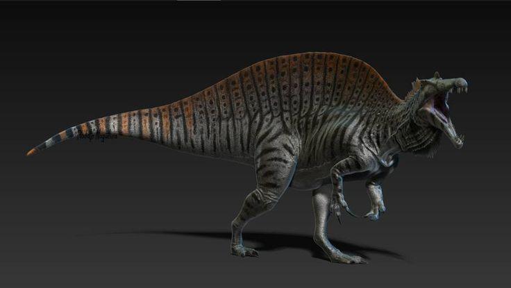 Oxalaya quilombensis - Encontrado na Ilha do Cajual (MA), em 2004, esse dinossauro carnívoro viveu há 95 milhões de anos, no período Cretáceo. Com 4,5 metros de altura e 14 metros de comprimento, ele pesava cerca de sete toneladas. Seu nome remete à divindade africana Oxalá e aos assentamentos de escravos fugitivos da Ilha do Cajual. A descrição da espécie foi feita em 2011.