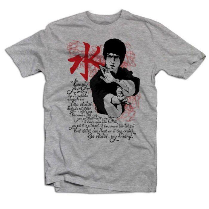 Camiseta Bruce Lee | Camiseteca