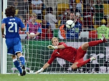 Pirlo #legend #penalty Euro 2012 Panenka penalty
