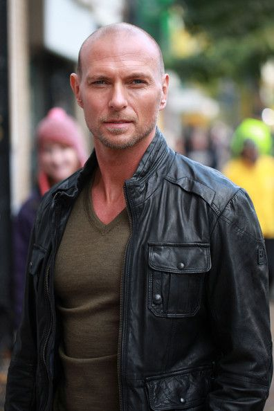 Luke Goss pictures | Luke Goss Photos - 'Red Widow' Films Scenes In Vancouver - Zimbio
