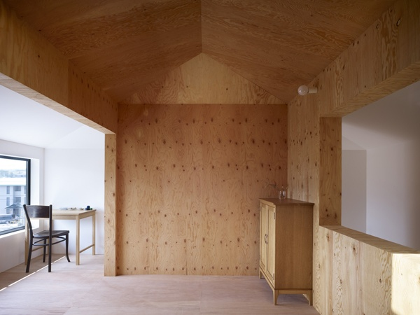 Belly House by Tomohiro Hata: Contemporary Residential, Belly Houses, Hata Architects, Small Scale, Association 493225, Houses Architecture, Tomohiro Hata, Small Houses, Architecture Photography