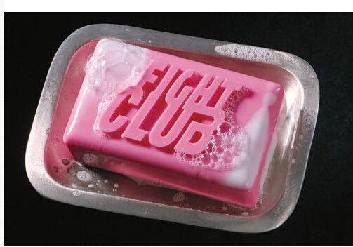 Fight Club Soap Silicone Mold