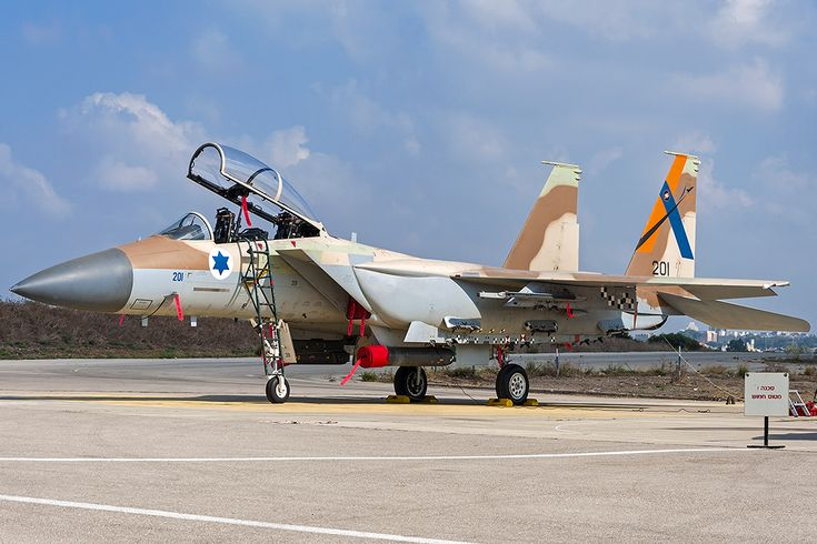 "Continuing our ""THROUGH THE LENS"" series, Noam Menashe provides a look at the Israeli Flight Test Squadron..."