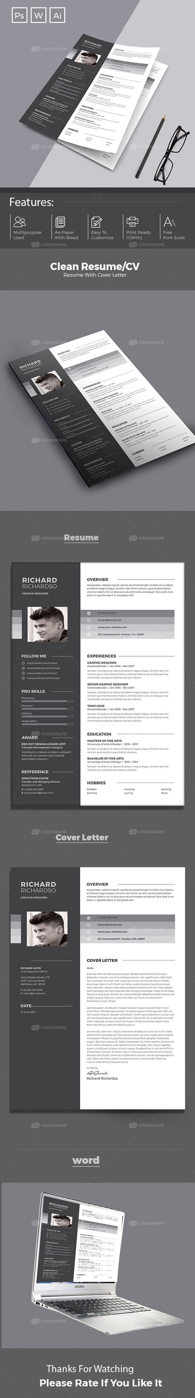 Best 25 Simple Cover Letter Ideas On Pinterest Resume Ideas