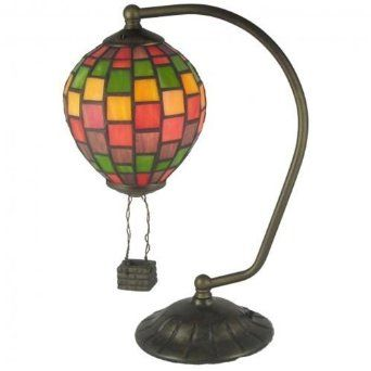 Contemporary table lamp design modern interior lighting with tulip - 17 Best Images About Hot Air Balloons On Pinterest