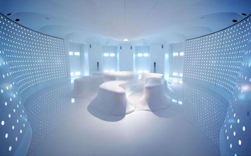 Hotel Puera America - 19 top architects incl. Isozaki + Hadid