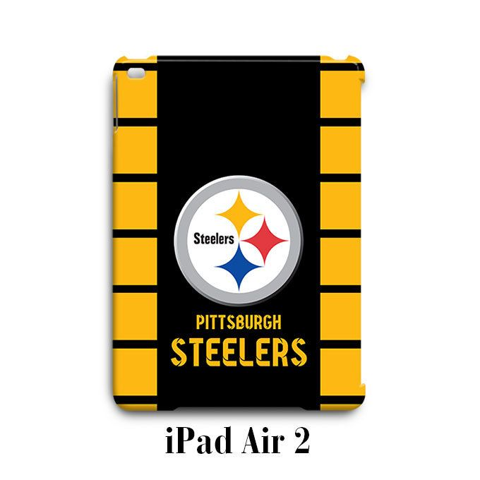 Pittsburgh Steelers iPad Air 2 Case Cover Wrap Around