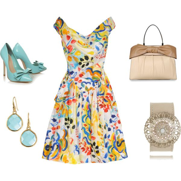 light blue and beige :)