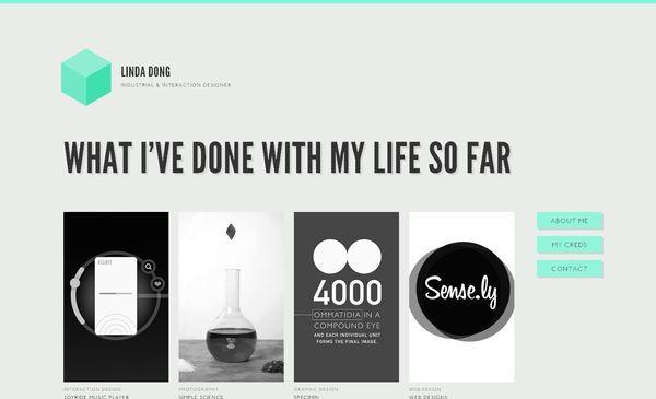 32 Clean And Minimal Web Designs