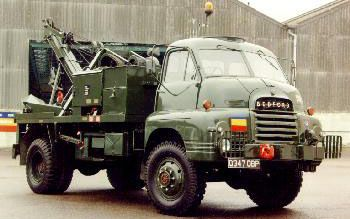 Light Recovery Vehicle Bedford RL