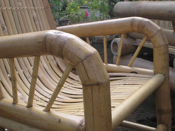 Etonnant How To Bend Bamboo