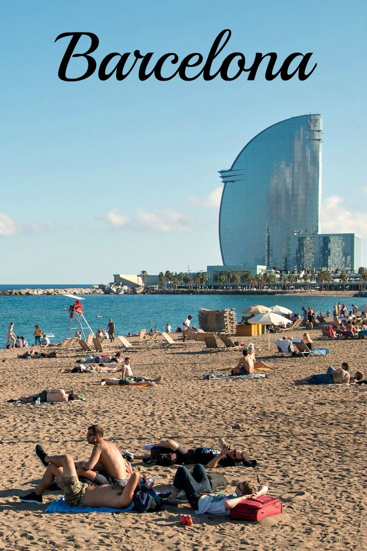 Blogartikel: Barcelona - Geheimtipps einer Einheimischen #Barcelona #Barceloneta…