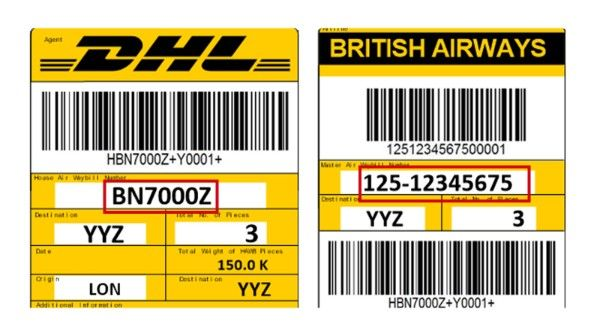 Dhl Tracking Number Format Us Germany India Parcel Tracking Teknologi Futuristik Stiker Desain Grafis