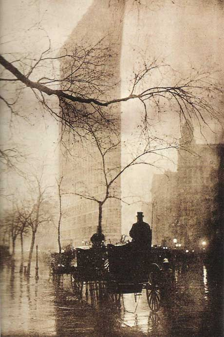 Edward Steichen, Grid Iron, NYC