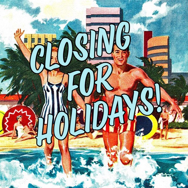 My Etsy store will be closed from midnight AEST until Wednesday evening!  I'm taking a short pre-birthday holiday with my fam!  All orders placed tonight (excluding made to order) will be shipped on Monday.  See you soon! 😘⚓️🍹