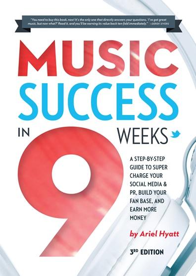 Buy it at http://www.MusicSuccessInNineWeeks.com