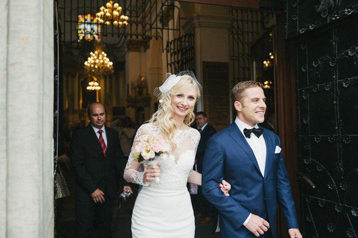 KAROLINA & ANDREW - elegancki ślub Glamour, fotoreportaż Światłołap