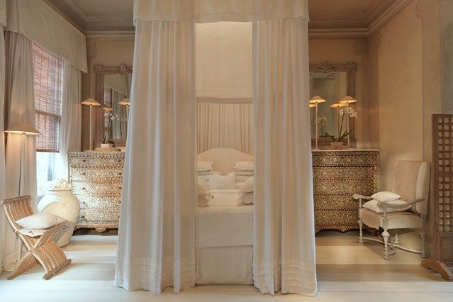 The Corfu Suite at Blakes boutique hotels in London | Romantic hotels in the UK (Condé Nast Traveller)