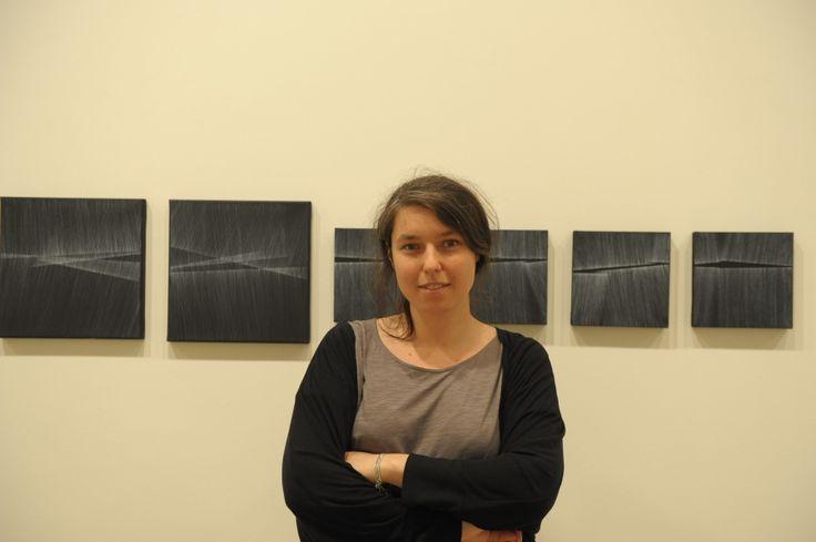 To laureatka nagrody magazynu o sztuce Arteon za 2014 rok.