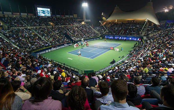 Dubai Duty Free Tennis Championships In 2020 Tennis Championships Sport Event Dubai