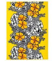 Vallila Elle-matto, keltainen