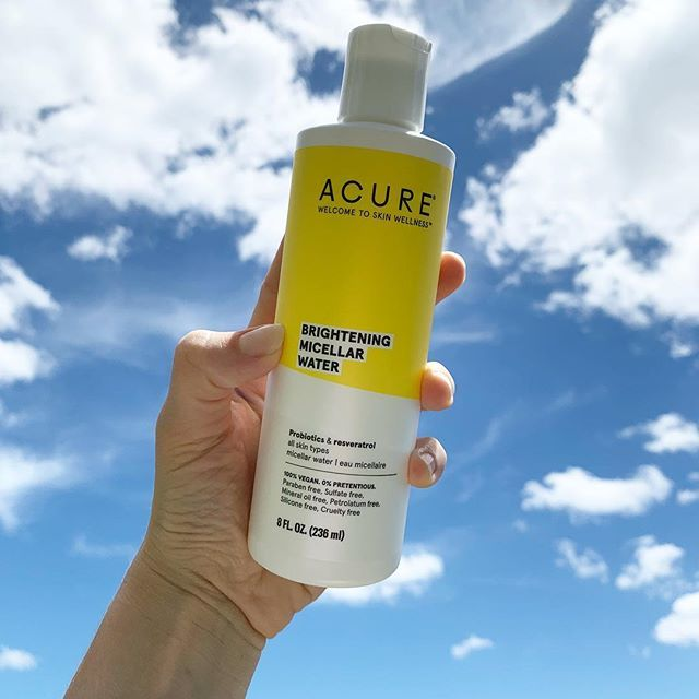 Image result for Acure Brightening Micellar Water