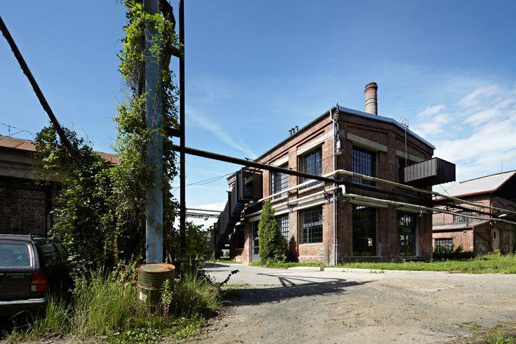 Coal Mill / Atelier Hoffman