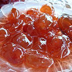Σταφύλι γλυκό - Stafili gliko - Greek Sweet grape with syrup